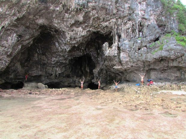 4 Caves