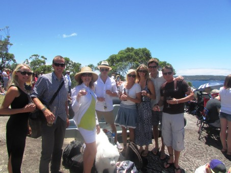 December 26: Watching the Sydney Hobart Race start