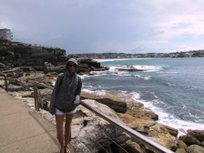 Bondi to Coogee beach walk